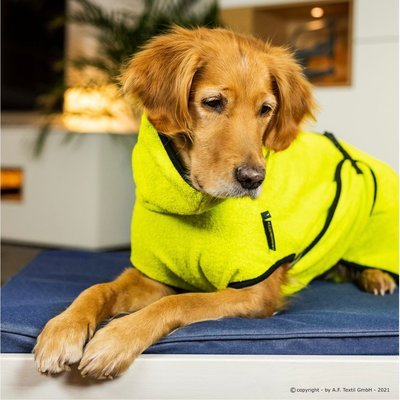 ActionFactory Trockenmantel Hund fit4dogs Dryup Cape Preview Image