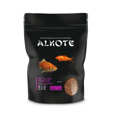 AL-KO-TE ALKOTE Goldfischfutter Teichfischfutter Preview Image