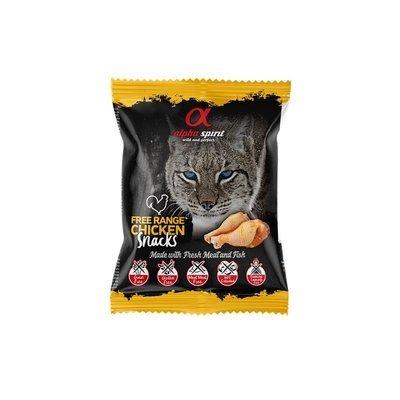 Alpha Spirit Snack Katzensnack gewürfelt Preview Image