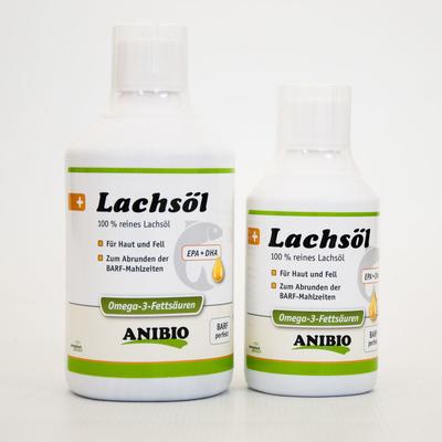 Anibio Lachsöl flüssig Preview Image
