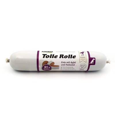 Anibio Tolle Rolle fleischhaltiges Hundefutter Preview Image