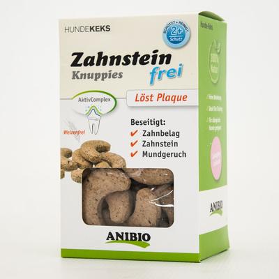 Anibio Zahnstein-frei Hundekekse Preview Image