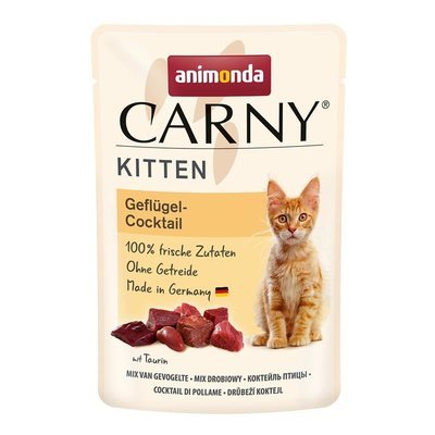 Animonda Carny Kitten Futter in Tütchen Preview Image