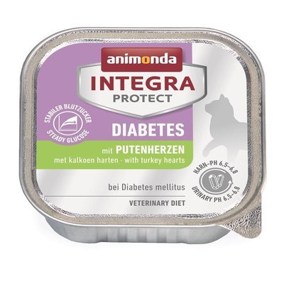 Animonda Integra Protect Diabetes Katzenfutter Schälchen Preview Image