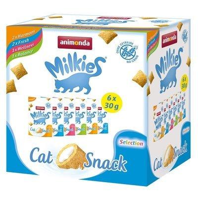 Animonda Katzen Snack Milkie Multipack Preview Image