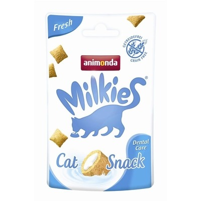 Animonda Katzensnack Milkies Fresh Dental Care Preview Image