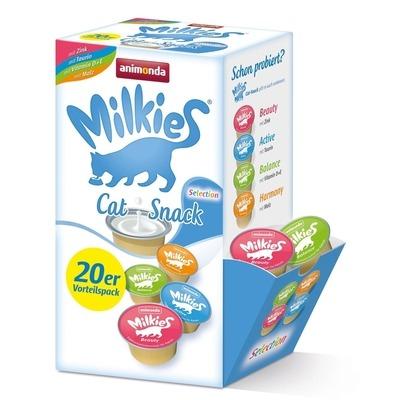 Animonda Milkies Selektion Katzensnacks Preview Image