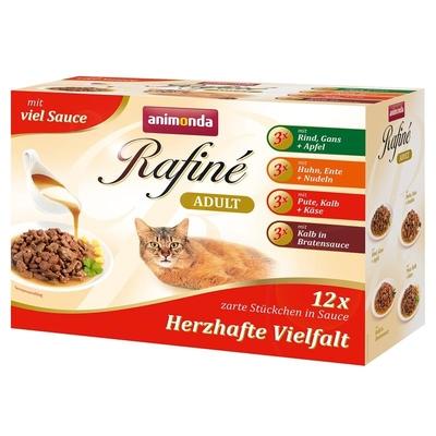 Animonda Rafine Soupe Katzenfutter im Multipack Preview Image