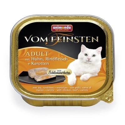 Animonda Vom Feinsten Katzenfutter mit Schlemmerkern Preview Image