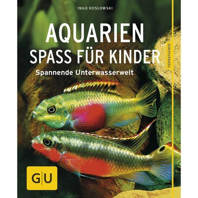 GU Verlag Aquarien Spaß für Kinder Preview Image