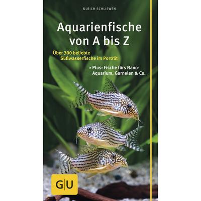 GU Verlag Aquarienfische von A-Z Preview Image