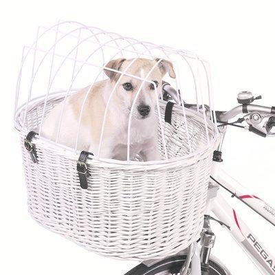 Aumüller Hunde Fahrradkorb extra hoch für E-Bikes Preview Image