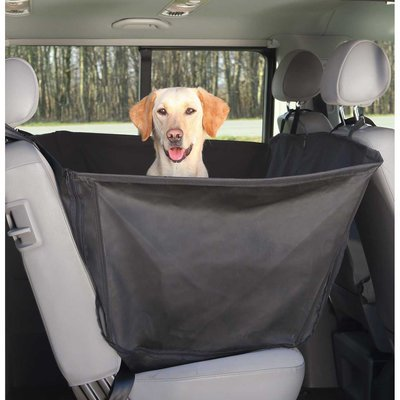TRIXIE Auto Hundedecke mit Seitenteilen für Rücksitz Preview Image