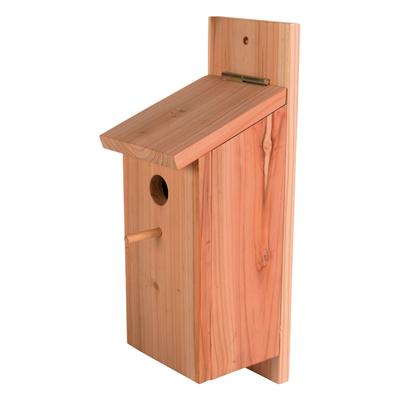 TRIXIE Bausatz Nistkasten für Vögel, Vogelhaus selbst bauen Preview Image