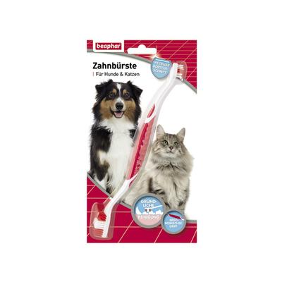 beaphar Zahnbürste für Hunde und Katzen Preview Image