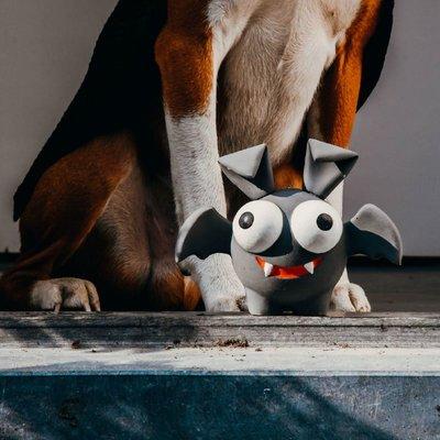 Beeztees Halloween Latex Fledermaus Preview Image