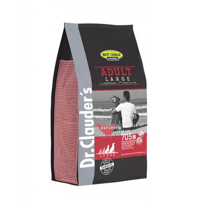 Best Choice Adult Large Breed Hundefutter Preview Image