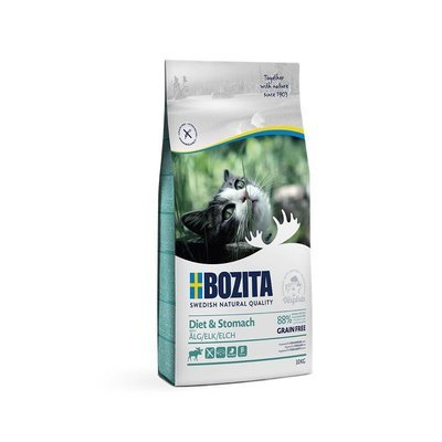 Bozita Trockenfutter Diet & Stomach Getreidefrei Elch Preview Image