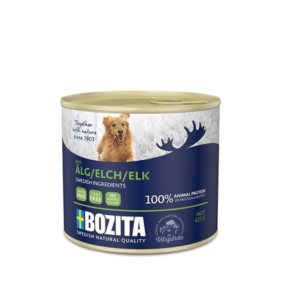 Bozita Dog Dose Pate Hundefutter Dosen Preview Image