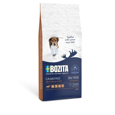 Bozita Grain Free Mother & Puppy Hundefutter Preview Image