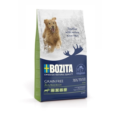 Bozita Hundefutter Grain Free Elch Preview Image