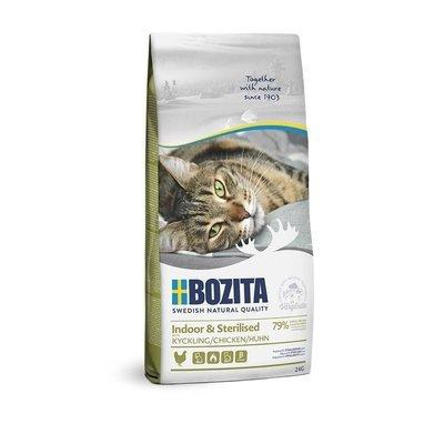 Bozita Trockenfutter Indoor & Sterilised Huhn Preview Image