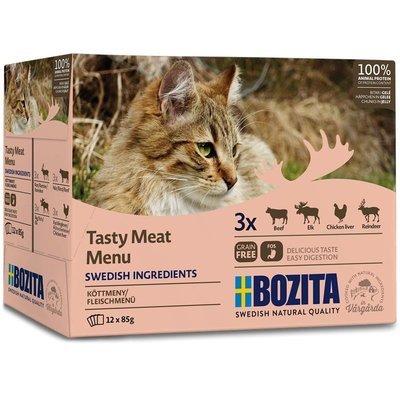 Bozita Katzenfutter Multibox Häppchen in Gelee Preview Image