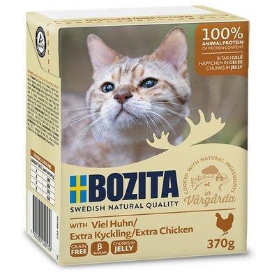 Bozita Katzenfutter Tetra Recart Häppchen in Gelee Preview Image