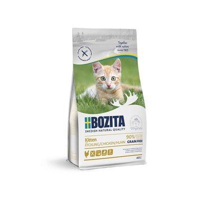 Bozita Trockenfutter Kitten Getreidefrei Huhn Preview Image