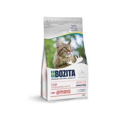 Bozita Katzenfutter Large Weizenfrei Lachs Preview Image