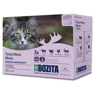 Bozita Katzenfutter Multibox Häppchen in Soße Preview Image