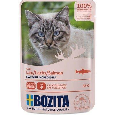 Bozita Pouch Katzenfutter Häppchen in Soße Preview Image