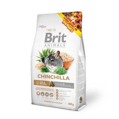 Brit Chinchilla Complete Futter Preview Image
