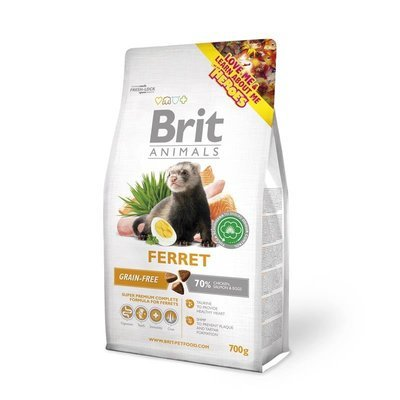 Brit Ferret Complete Frettchenfutter Preview Image