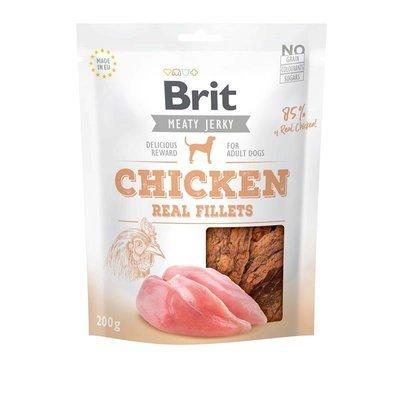 Brit Hunde Snack Meaty Jerky Fillets Preview Image