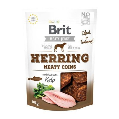 Brit Meaty Jerky Herring Coins Preview Image