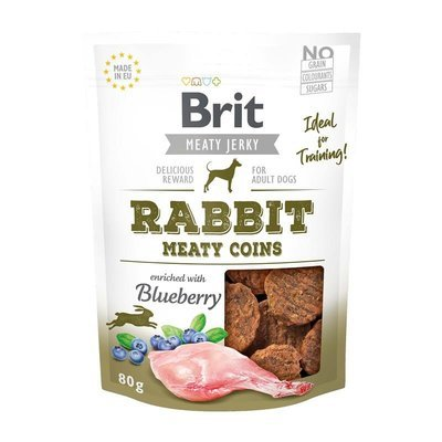 Brit Meaty Jerky Rabbit Coins Preview Image