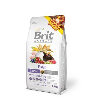 Brit Rat Complete Rattenfutter Preview Image