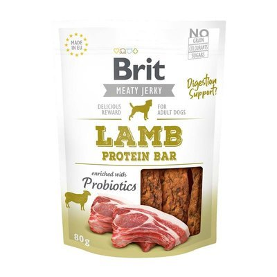 Brit Snack Meaty Jerky Protein Bar Preview Image