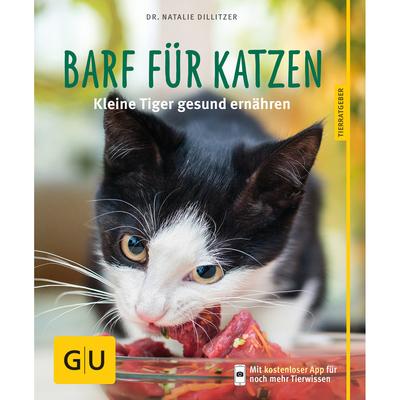 GU Verlag Buch - BARF für Katzen Preview Image