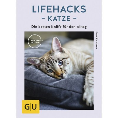 GU Verlag Buch Lifehacks Katze Preview Image