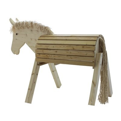 BUSSE Kinder Gartenpferd Holzpferd Susi Preview Image
