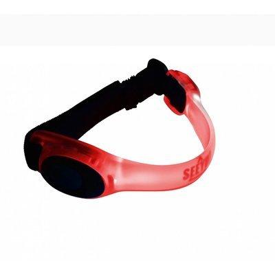 BUSSE Reflektor Neon LED Armband Preview Image