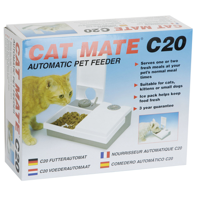 CAT MATE C20 Nassfutter Automat Preview Image