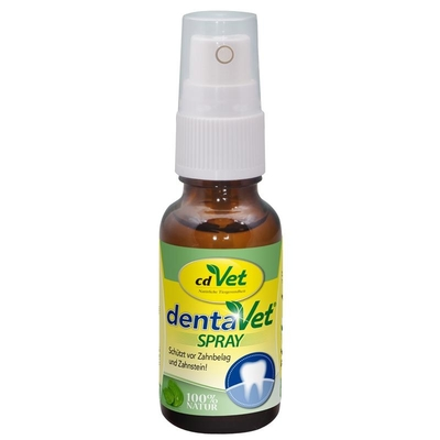 cdVet dentaVet Zahnpflege Spray für Haustiere Preview Image