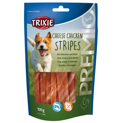 TRIXIE Chicken Cheese Stripes Hundeleckerli Preview Image