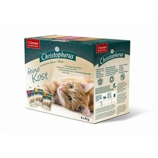 Christopherus feine Kost Katzenfutter Multipack Preview Image