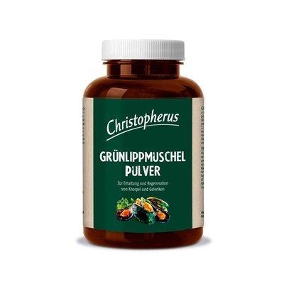 Christopherus Grünlippmuschel Pulver Preview Image