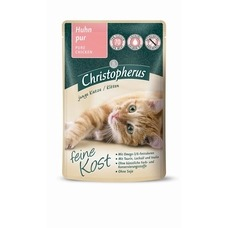Christopherus Katzenfutter feine Kost Kitten Preview Image