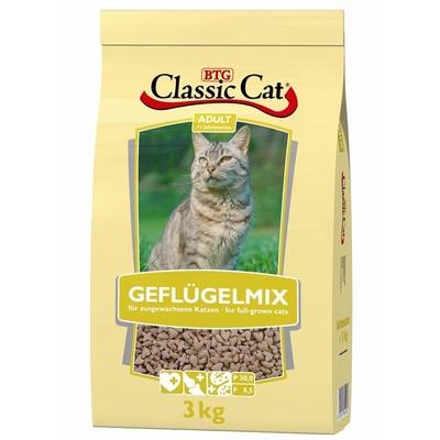 Classic Cat Geflügelmix Katzenfutter Preview Image